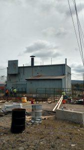 Building & Equipment Foundations